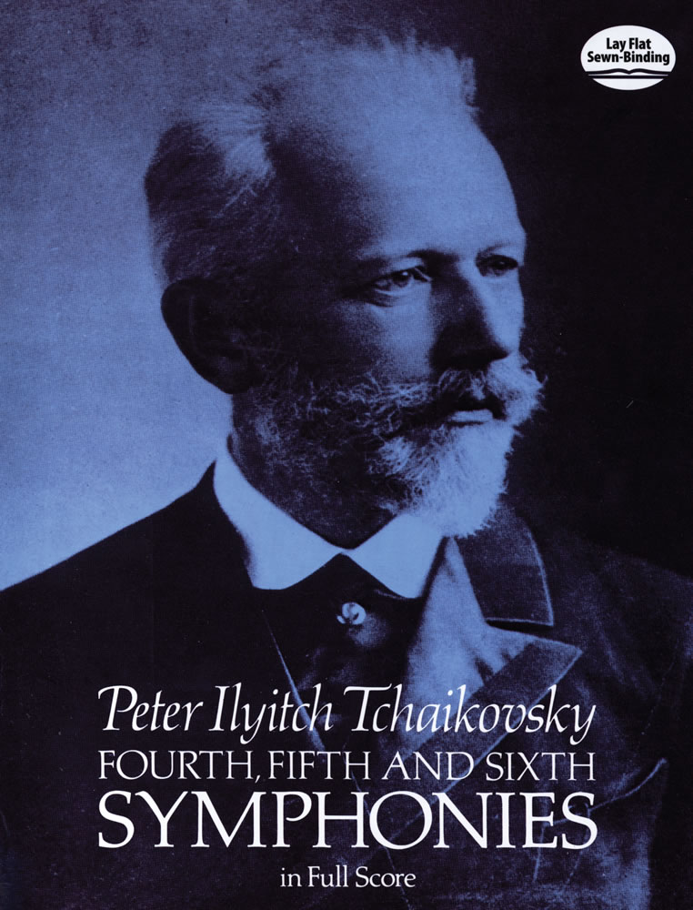 Fourth, Fifth and Sixth Symphonies in Full Score
