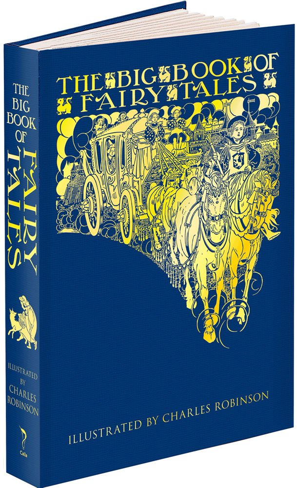 The Big Book of Fairy Tales