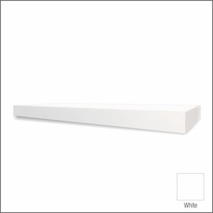 TOP LED SHELVES - 36.6 inches (930mm)