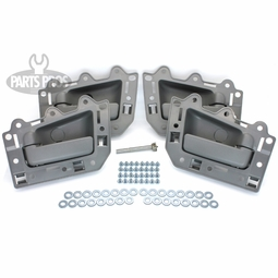 New Jeep Grand Cherokee Inside Door Handles / Set of Four - With Install Kit