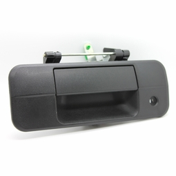 New Black Tailgate Handle Assy