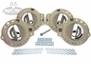 New Jeep Commander Inside Door Handles / Set of Four - With Install Kit