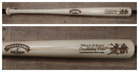 "LEGENDS~WHERE IT ALL BEGAN 29"" BAT $34.99"