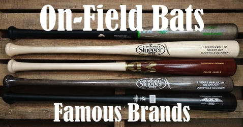 TRADITIONAL PRO WOOD BATS ~ Adult and Youth