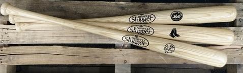 Louisviller Slugger MLB Team Bats ~ Personalize It