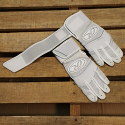 Rawlings Workhorse Compression Strap Adult Batting Gloves