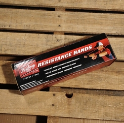 Rawlings' Resistance Bands