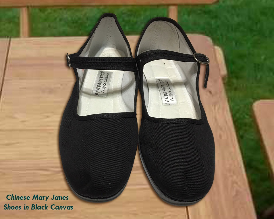 Chinese Mary Janes, Mary Jane Flats for