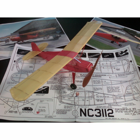 <strong>Comet Porterfield 65 Parts Sheet</strong>