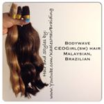 Virgin Brazilian Unprocessed BODY WAVE Hair Sales -RemyHairSales.com