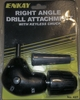 """Enkay 427 Right Angle Drill Attachment with 3/8"""" Keyless Chuck"""