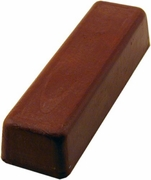 ENKAY 140-R Red Rouge Polishing Compound - 1 Lb Bar - MADE IN USA