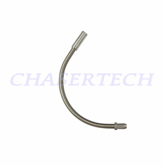 Bicycle Stainless Steel V-brake Cable Noodle Guide 135 Deg