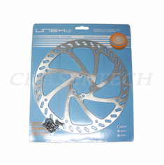 Unex Pizza MTB Road Bicycle Disc Brake Rotor Stainless 203mm