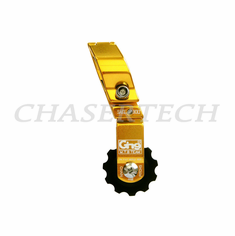 Bicycle Alloy Chain Tensioner Gold