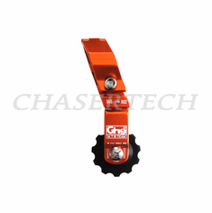 Bicycle Alloy Chain Tensioner Orange