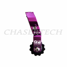 Bicycle Alloy Chain Tensioner Purple