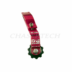 Bicycle Alloy Chain Tensioner Red