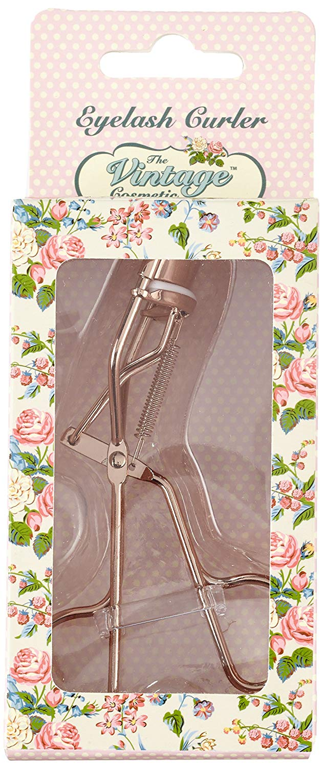 The Vintage Cosmetic Company Eyelash Curlers - Rose Gold