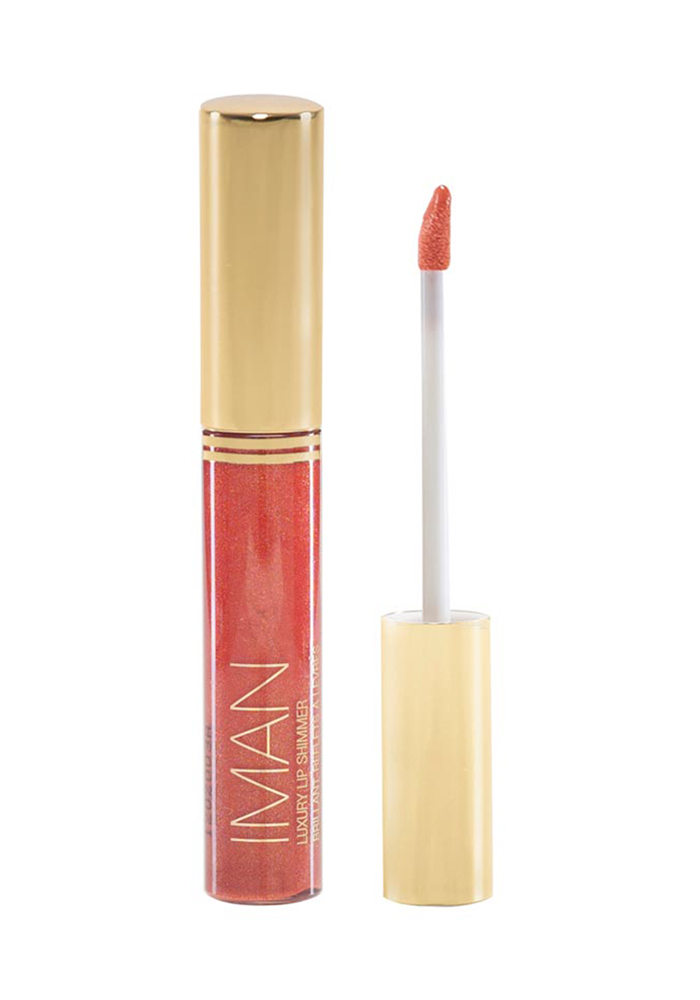 IMAN COSMETICS Luxury Lip Shimmer, Impetuous