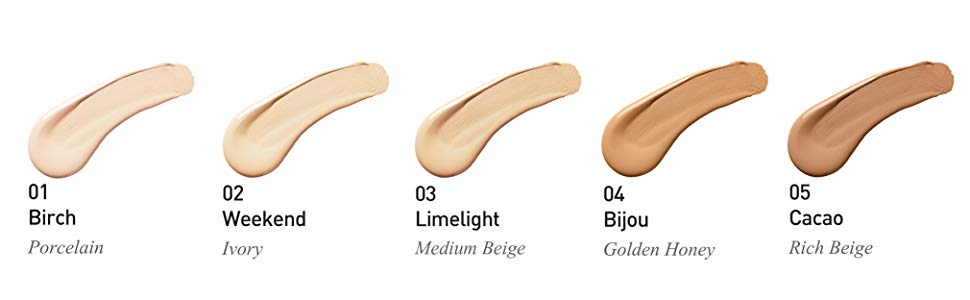 Cailyn Cosmetics O! WOW Foundation - Limelight 03 - Medium Beige