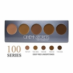 CINEMA SECRETS Ultimate Foundation 5-in-1 Pro Palette™ - 100 Series