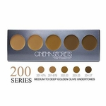 CINEMA SECRETS Ultimate Foundation 5-in-1 Pro Palette™ - 200 Series