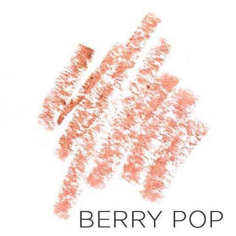 SUZANNE SOMERS Organics Lip Liner (Berry Pop)