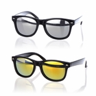 Designer Style Baby Sunglasses Set of 2 with Reflective Lenses