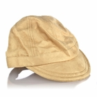 Ace's Faux Suede Tan Hat for Toddler Boys - 47 cm