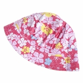 Angelica's Red Sun Hat for Toddler Girls - 47 cm