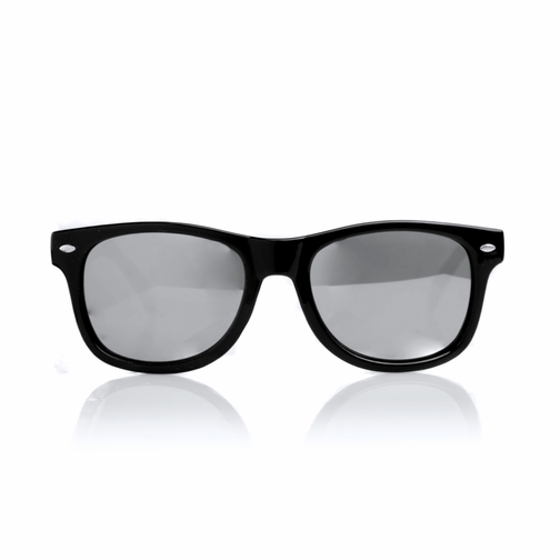 Brad's Black and Silver Fashion Kid Sunglasses