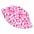 Anna's Pink Hearts Sun Hat for Little Girls - 49 cm