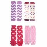 Penelope's Sweetheart 4 pc Leggings Set