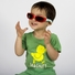 Toddler Boy Sunglasses Set - Dirk's Red and Blue (2 Pairs) UV400 Ages 2 - 10
