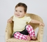 Regan's Pink Sporty Baby Leggings Set of 3 - Jockey Argyle, Camoflauge, Football