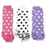 *SOLD OUT*Baby Leggings Set of 3 - Bella's Polka Dot Pink, Purple, White