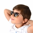 Polarized Glasses for Junior Boys, Girls - Retro Style (ages 3+)
