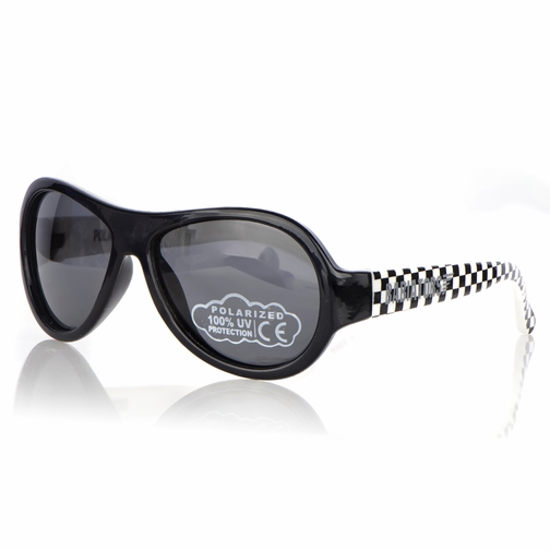 *SOLD OUT* Polarized Black Babiators Sunglasses for Baby Boys (3-7yrs)