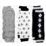 Mason's Preppy  Knit Baby Leg Warmers Set of 3 - Anchor, Argyle, Grey