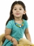 Wooden Bead Jewelry Set for Girls - Multicolor wooden beaded Heart Necklace and bracelet set - size 15 inches.