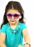Mikayla's Purple Fashion Kid Sunglasses