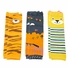 Baby Boy Leg Warmers Set of 3 - Horse, Bear, Tiger