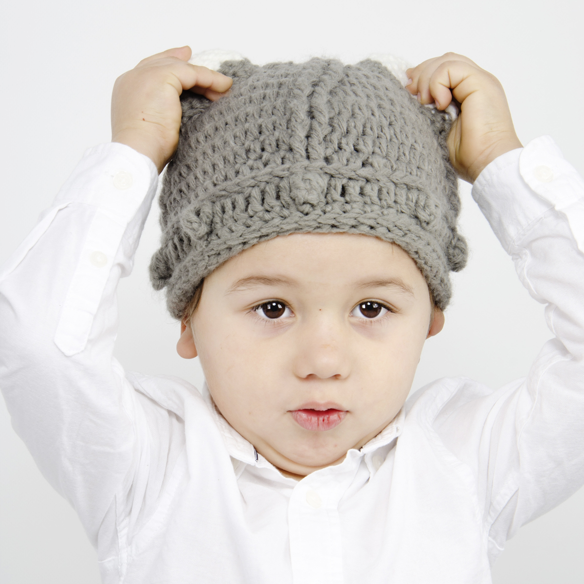 f55f72c130acd3 Large Beard Beanie - Grey Viking Beard Hat for kid and young adult. Soft,  stretchable beanie beard ...