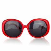 Little Girl Anti-UV Polarized Sunglasses - Red