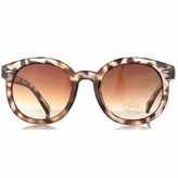 Hana's Vintage Style Fashion Baby Sunglasses - Brown