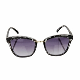 Kids UV400 Sunglasses - Black Tortoise Shell Cat Eye Frames  (ages 5+)