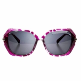 Polarized Toddler Oversized Purple Sunglasses