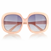 Little Girl's Fashion Sunglasses  - Peach
