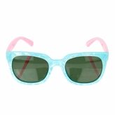 Polarized Kids Sunglasses - Pink/Blue Classic frames (ages 3+)